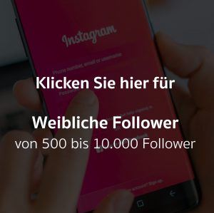 Weibliche Follower